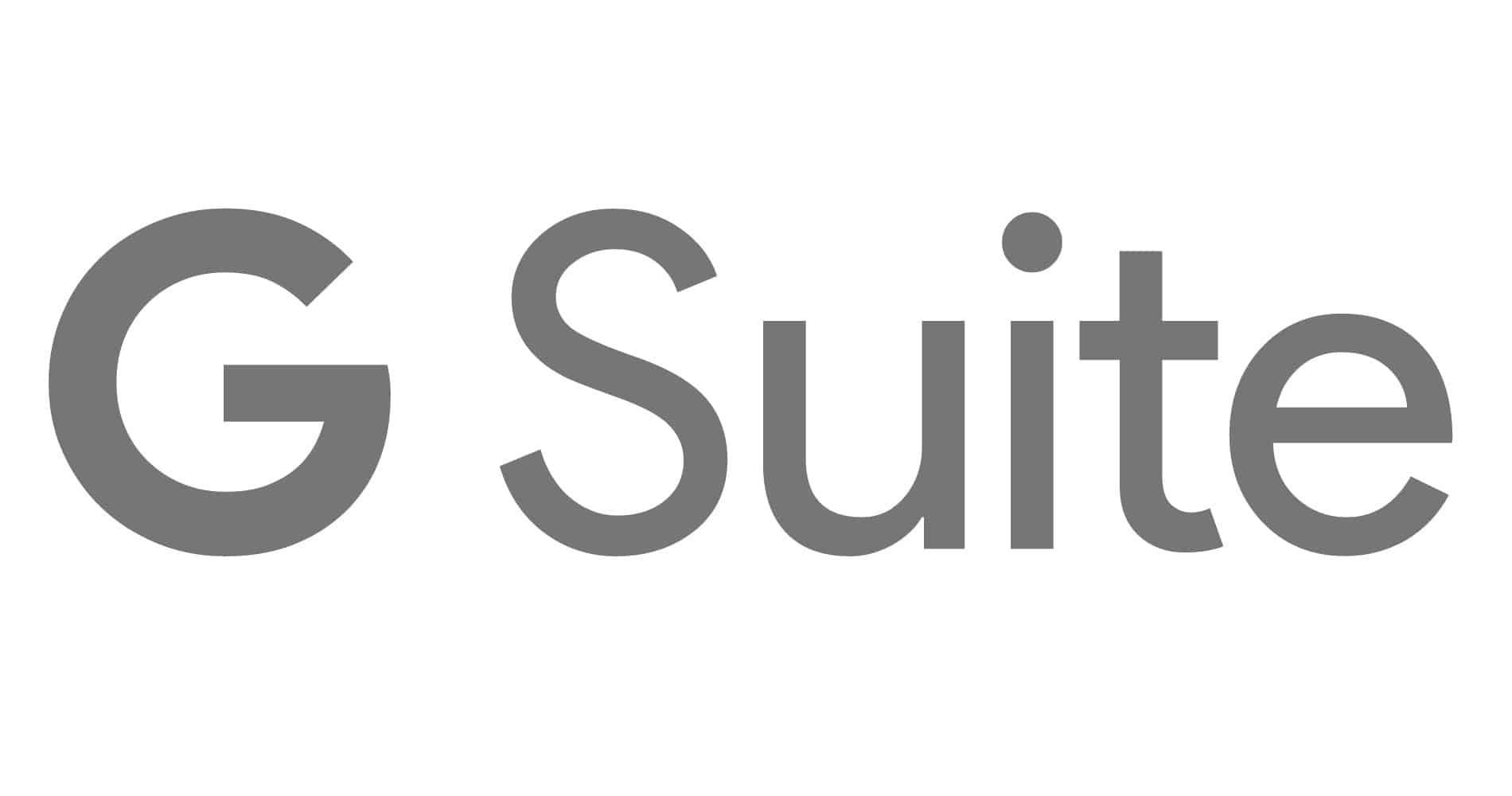 G Suite – Gmail, Drive, Docs et bien plus.