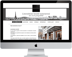 BlackSwan Invest - Immobilier locatif