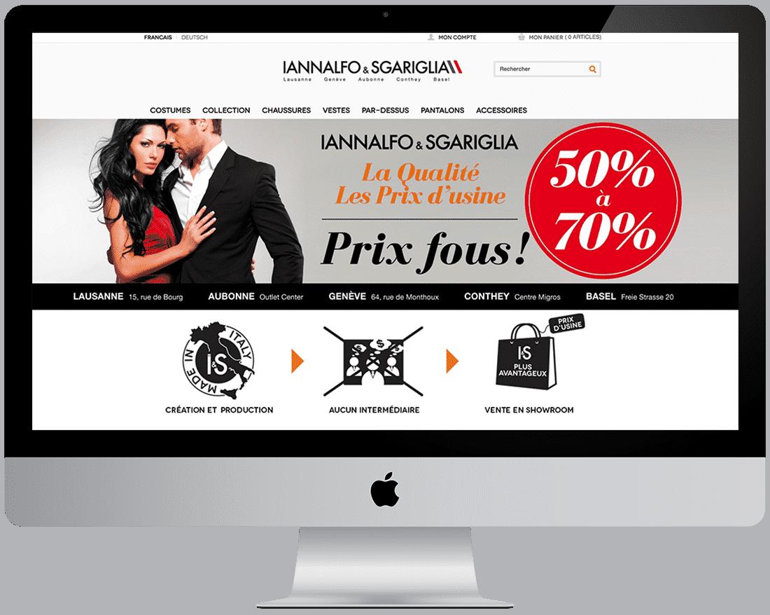 Sites e-commerce sous PrestaShop