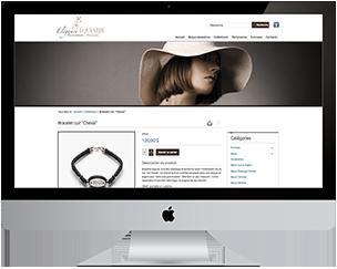 Élégance équestre - Boutique en ligne de bijoux équestre