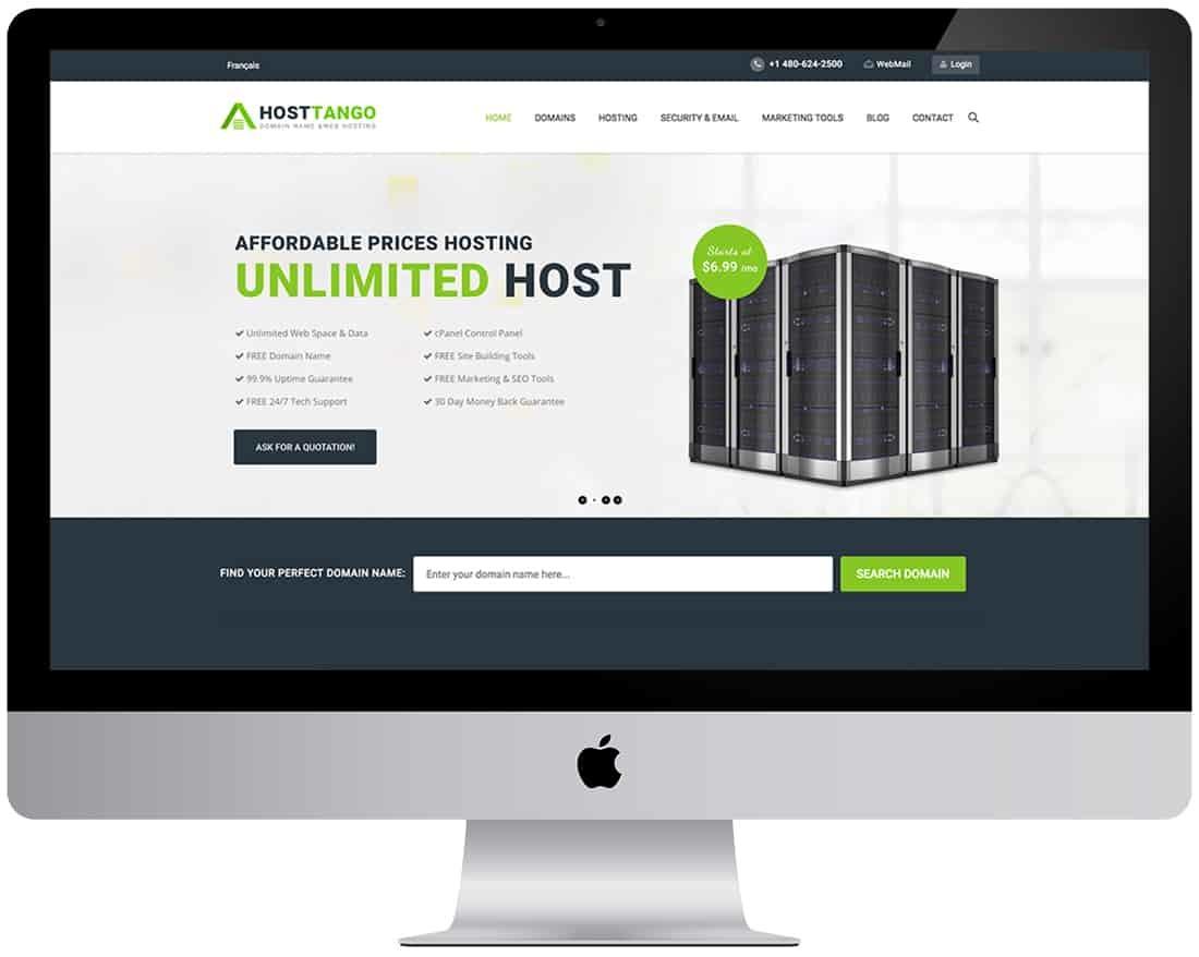 Host Tango - Web Hosting