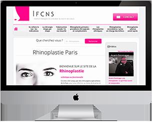IFCNS - Institut Français de Chirurgie du Nez et des Sinus