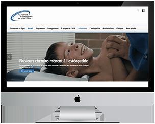 L'Académie d'ostéopathie de Montréal