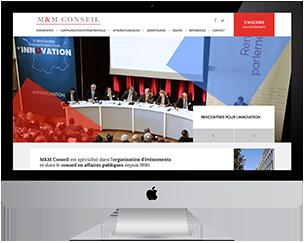 M & M Conseil - Cabinet conseil en affaires publiques et événements