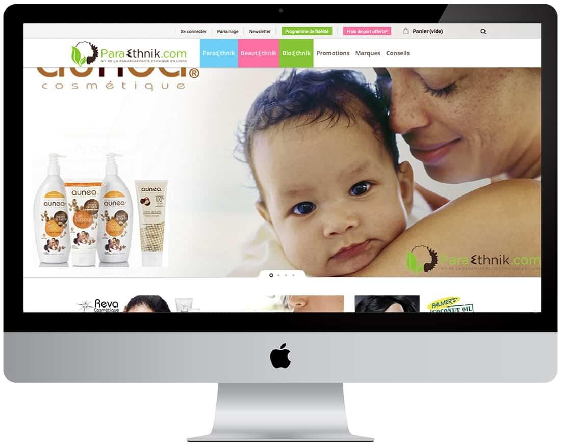 Paraethnik - 1ere pharmacie ethnique en ligne