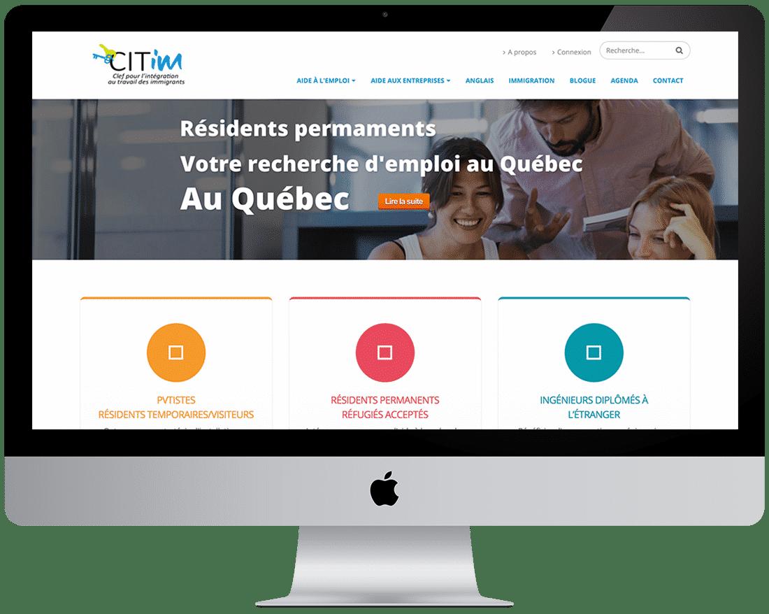 CITIM - Immigrer au Canada : Votre service d'aide à l'emploi à Montréal