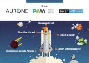 Présentation du Groupe PWM - Télé Avantage - Aurone - Tucan Software